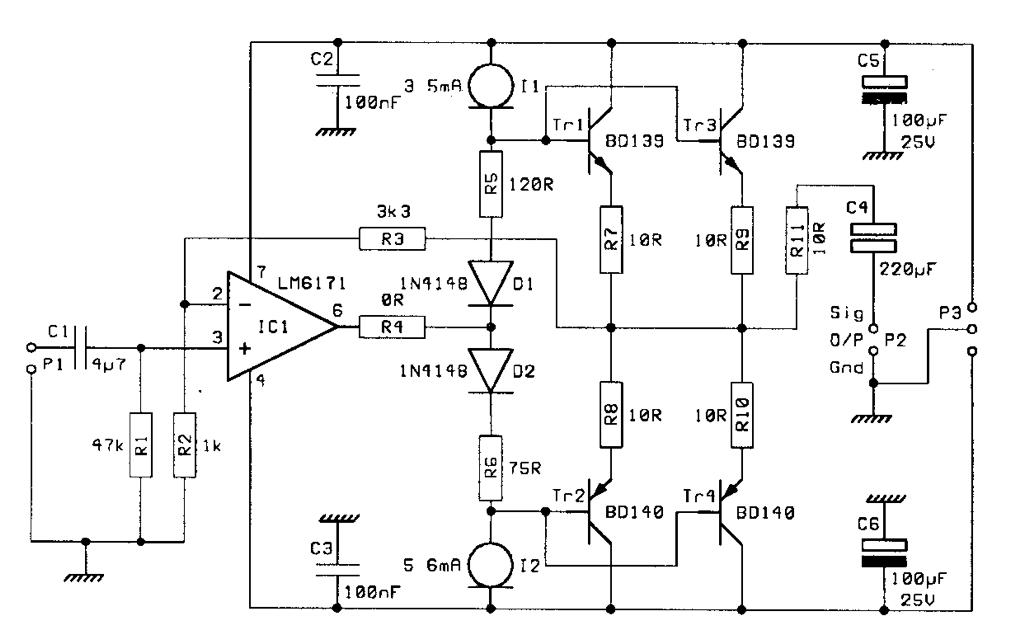 audio project headphone amp wna mkii